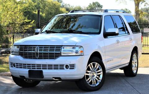 2010 Lincoln Navigator for sale at Texas Auto Corporation in Houston TX