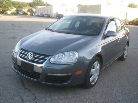 2008 Volkswagen Jetta for sale at ELITE AUTOMOTIVE in Euclid OH