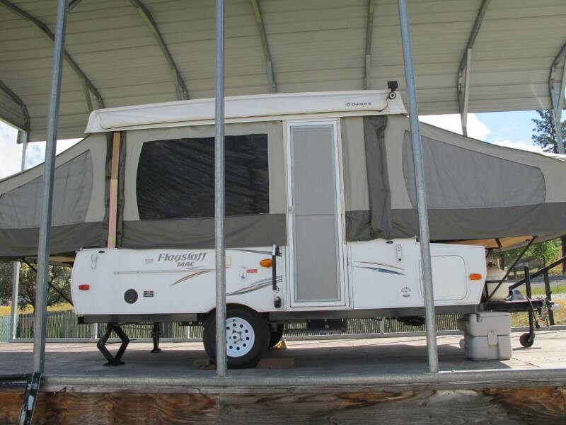 2015 Flagstaff 206ST Mac for sale at Oregon RV Outlet LLC - Folding Trailers in Grants Pass OR