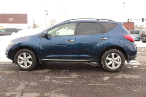 2009 Nissan Murano for sale at Epic Auto in Idaho Falls ID