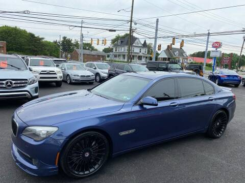 2012 BMW 7 Series for sale at Masic Motors, Inc. in Harrisburg PA