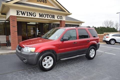 2006 Ford Escape for sale at Ewing Motor Company in Buford GA