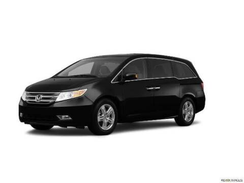 2012 Honda Odyssey for sale at West Motor Company - West Motor Ford in Preston ID