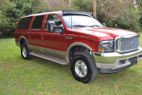 2000 Ford Excursion for sale at Victory Auto Sales in Randleman NC
