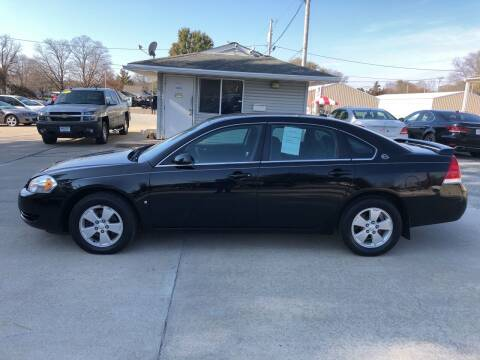 2008 Chevrolet Impala for sale at 6th Street Auto Sales in Marshalltown IA