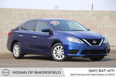 2018 Nissan Sentra for sale at Nissan of Bakersfield in Bakersfield CA