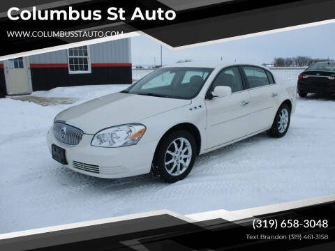 2008 Buick Lucerne for sale at Columbus St Auto in Crawfordsville IA