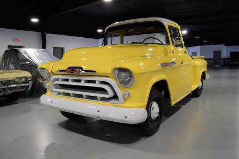 1957 Chevrolet 3100 for sale at Jensen's Dealerships in Sioux City IA
