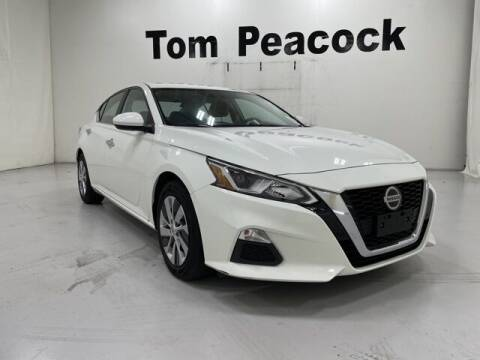2020 Nissan Altima for sale at Tom Peacock Nissan (i45used.com) in Houston TX