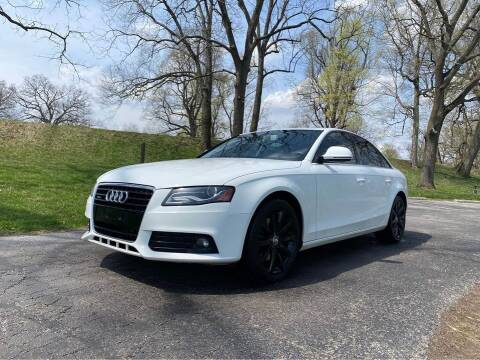 2009 Audi A4 for sale at Moundbuilders Motor Group in Heath OH