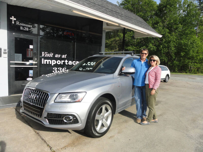 2017 Audi Q5 for sale at importacar in Madison NC