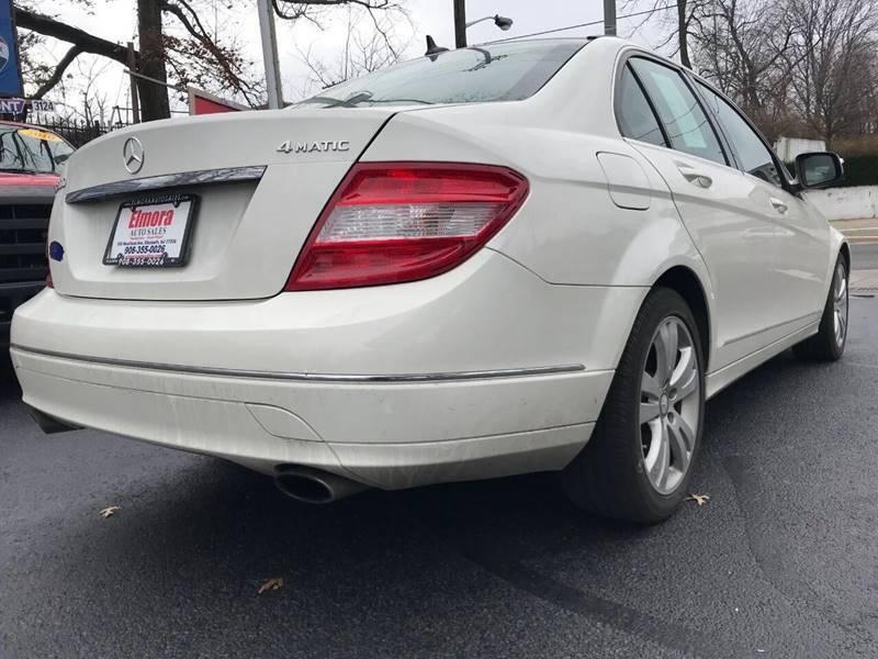 2008 Mercedes-Benz C-Class AWD C 300 Luxury 4MATIC 4dr Sedan - Elizabeth NJ