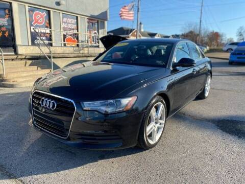 2014 Audi A6 for sale at Bagwell Motors in Lowell AR
