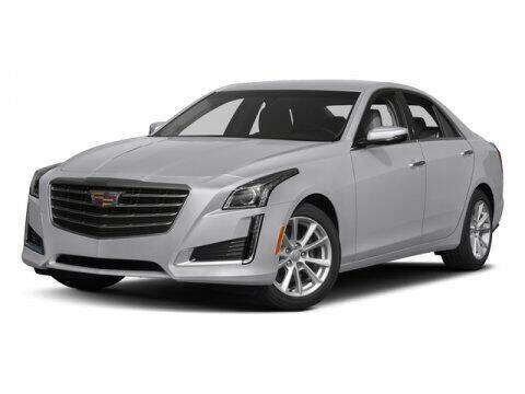 2017 Cadillac CTS for sale at TRAVERS GMT AUTO SALES - Traver GMT Auto Sales West in O Fallon MO
