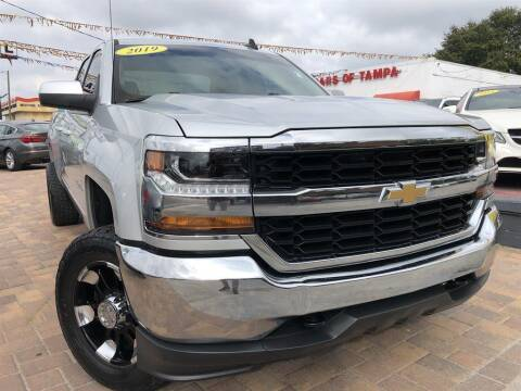 2019 Chevrolet Silverado 1500 LD for sale at Cars of Tampa in Tampa FL