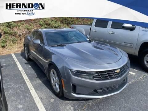 2020 Chevrolet Camaro for sale at Herndon Chevrolet in Lexington SC