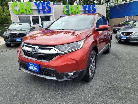 2018 Honda CR-V for sale at Car Yes Auto Sales in Baltimore MD