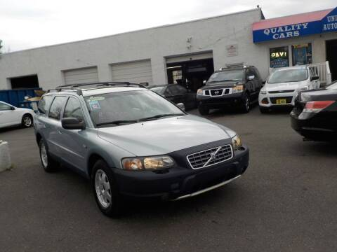2002 Volvo XC for sale at United Auto Land in Woodbury NJ