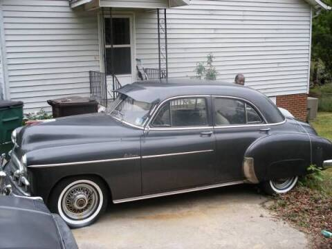 1949 Chevrolet Fleetline for sale at Haggle Me Classics in Hobart IN