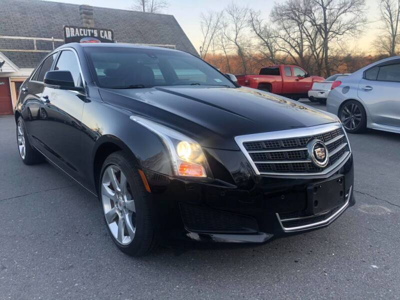 2014 Cadillac ATS for sale at Dracut's Car Connection in Methuen MA