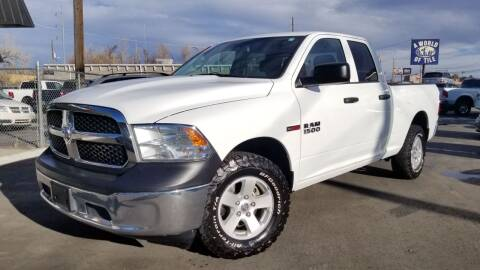 2015 RAM Ram Pickup 1500 for sale at LA Motors LLC in Denver CO