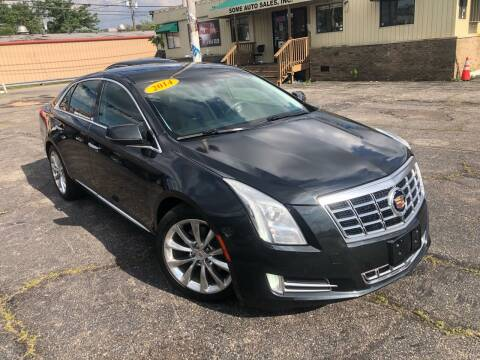 2014 Cadillac XTS for sale at Some Auto Sales in Hammond IN