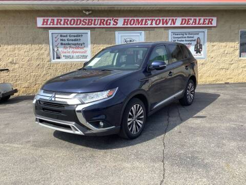 2020 Mitsubishi Outlander for sale at Auto Martt, LLC in Harrodsburg KY