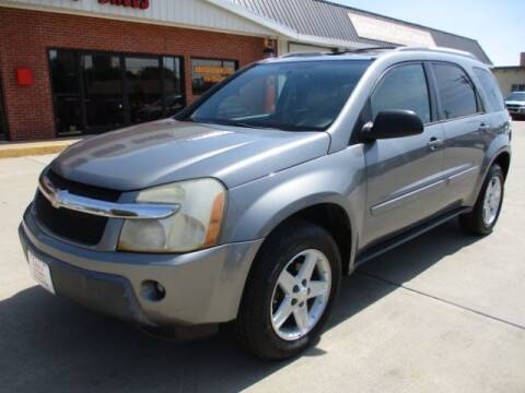 2005 Chevrolet Equinox for sale at Eden's Auto Sales in Valley Center KS