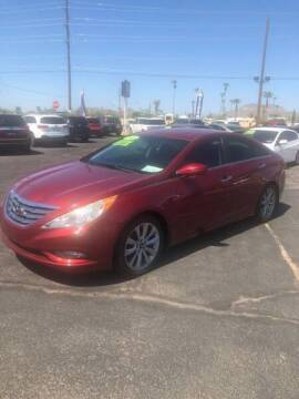 2012 Hyundai Sonata for sale at Ideal Cars Atlas in Mesa AZ