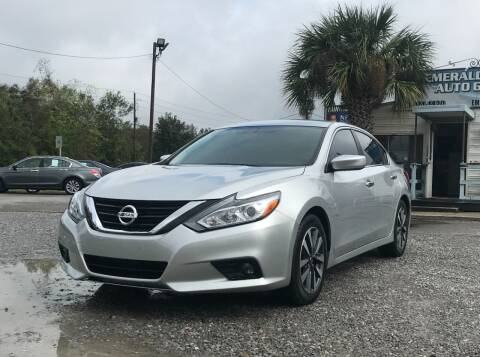 2017 Nissan Altima for sale at Emerald Coast Auto Group LLC in Pensacola FL