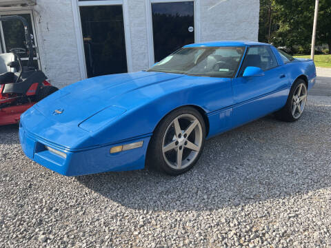 1986 Chevrolet Corvette for sale at Gary Sears Motors in Somerset KY