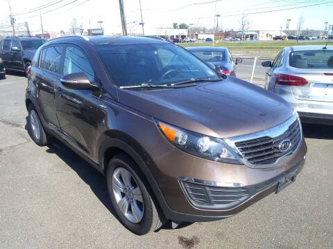 2012 Kia Sportage for sale at Wilson Investments LLC in Ewing NJ