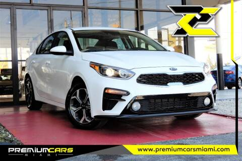 2020 Kia Forte for sale at Premium Cars of Miami in Miami FL