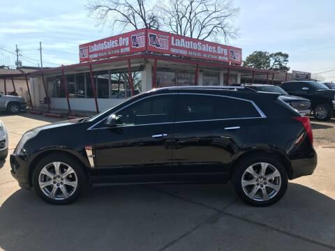 2012 Cadillac SRX for sale at LA Auto Sales in Monroe LA