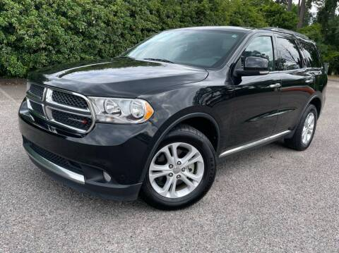 2013 Dodge Durango for sale at Omar's Auto Sales in Martinez GA