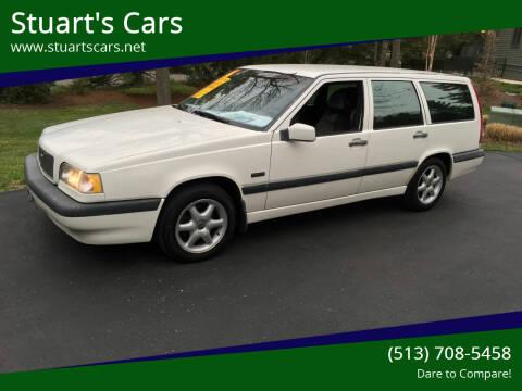 1996 Volvo 850 for sale at Stuart's Cars in Cincinnati OH