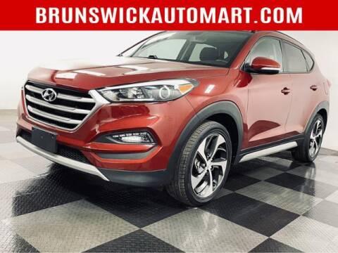2018 Hyundai Tucson for sale at Brunswick Auto Mart in Brunswick OH