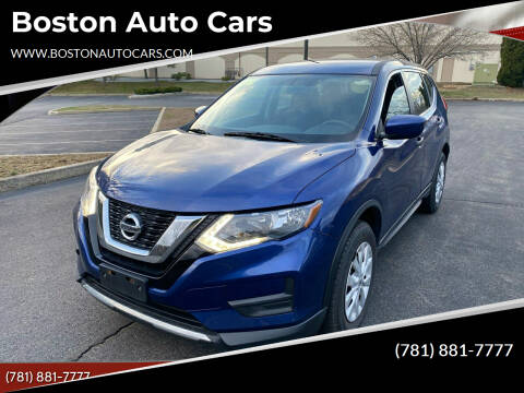 2017 Nissan Rogue for sale at Boston Auto Cars in Dedham MA