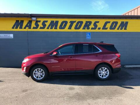 2018 Chevrolet Equinox for sale at M.A.S.S. Motors - Fairview in Boise ID