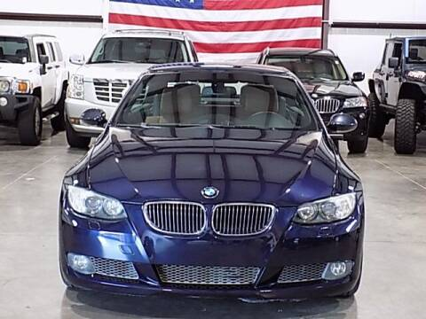 2009 BMW 3 Series for sale at Texas Motor Sport in Houston TX