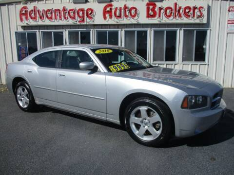 2010 Dodge Charger for sale at Advantage Auto Brokers Inc in Greeley CO