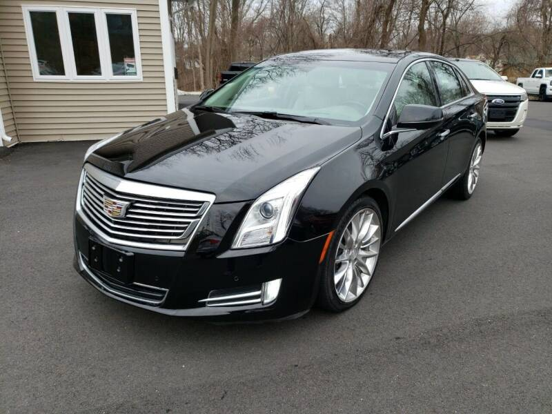2016 Cadillac XTS for sale at KLC AUTO SALES in Agawam MA