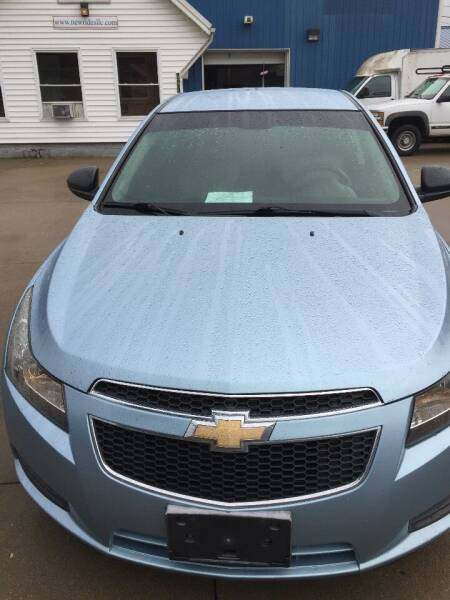 2011 Chevrolet Cruze for sale at New Rides in Portsmouth OH