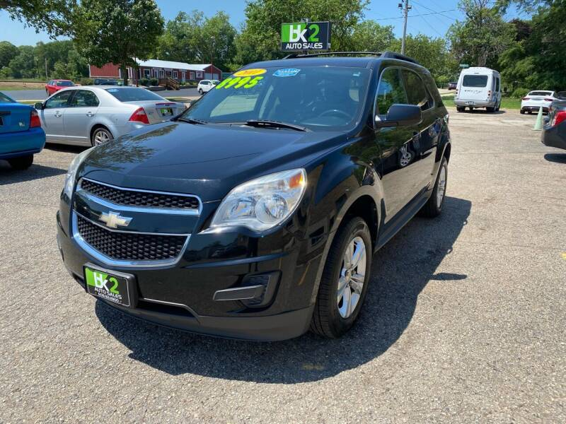 2011 Chevrolet Equinox for sale at BK2 Auto Sales in Beloit WI