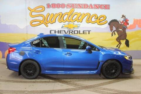 2015 Subaru WRX for sale at Sundance Chevrolet in Grand Ledge MI