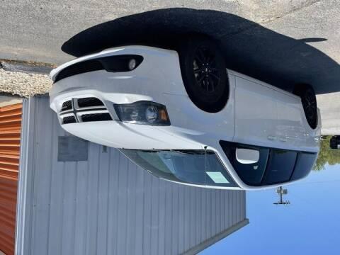 2020 Dodge Grand Caravan for sale at RUSTY WALLACE CADILLAC GMC KIA in Morristown TN