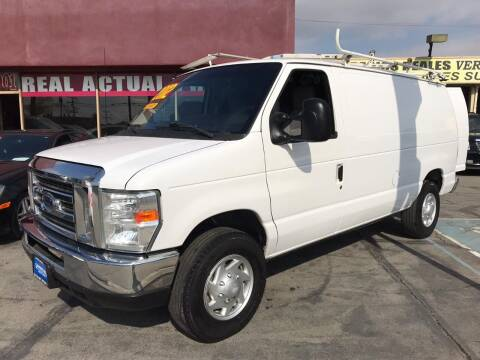 2012 Ford E-Series Cargo for sale at Sanmiguel Motors in South Gate CA