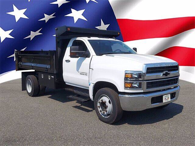 2019 Chevrolet Silverado 5500HD for sale in Woodbine, NJ