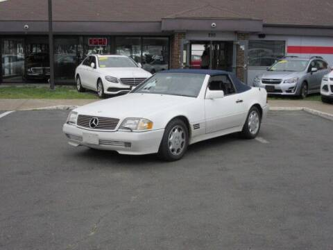 1994 Mercedes-Benz SL-Class for sale at Lynnway Auto Sales Inc in Lynn MA