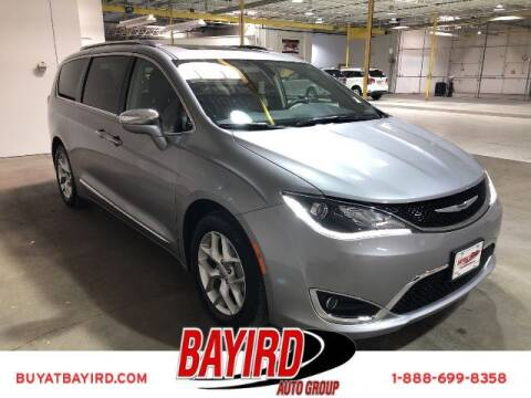 2019 Chrysler Pacifica for sale at Bayird Truck Center in Paragould AR